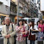 香港散歩中!