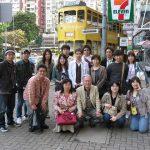 香港に行きました。
